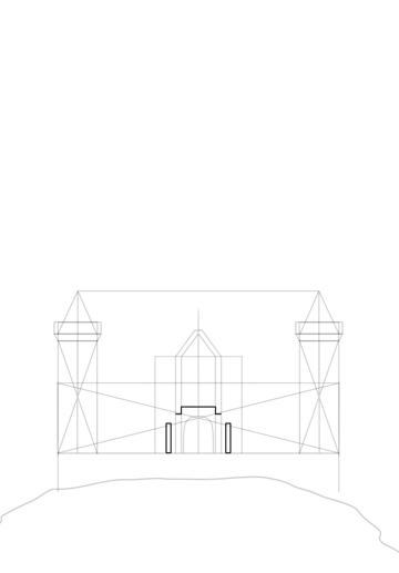 gate side walls