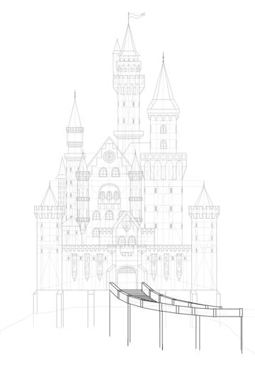 draw the stairs