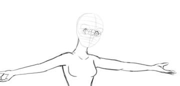 draw direction of eyeballs