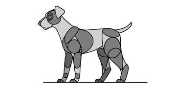 how to draw disney dogs