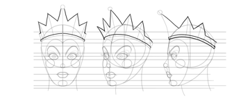draw full crown