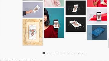 iphone templates online
