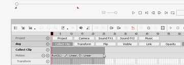 how to copy frames in crazytalk animator 3