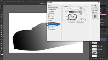 create gradient mask