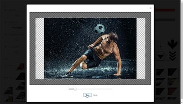 crop your image