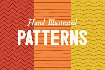 illustrator line patterns