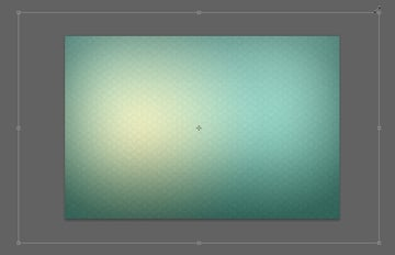 Glass Text Effect Photoshop Tutorial resize backgound