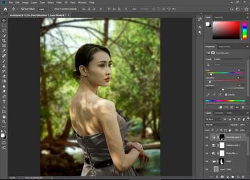 color range selection photoshop