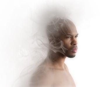 smoke effect photoshop