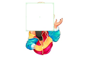 fill the rectangle