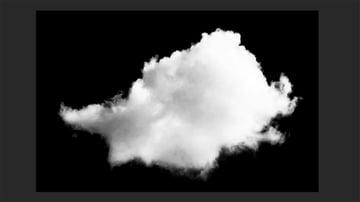 make cloud brighter
