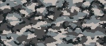 make black splotches more pixelated