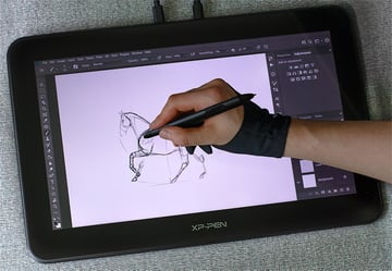 how to erase on the tablet