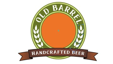 send backward copy paste wheat grain front transform reflect vertical 90 degrees custom beer label