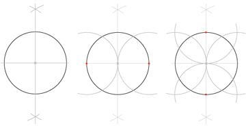 Dynamic Octagon step 1-4