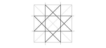 Alternate octagram