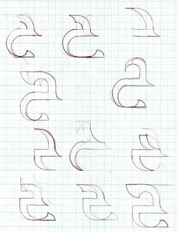 Jim sketches