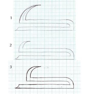 Kaf sketches