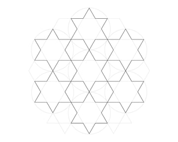 Flat pattern 1