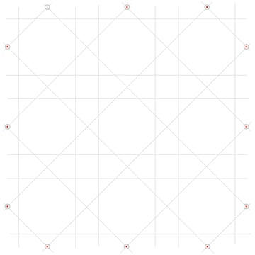 Converting a flat pattern step 2b