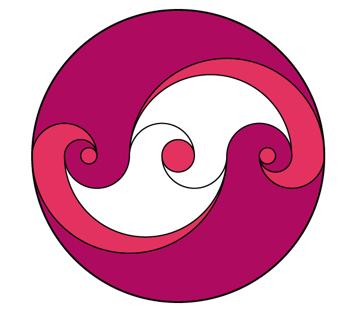 Finished motif 1 coloured