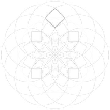 Harmonic pattern step 11