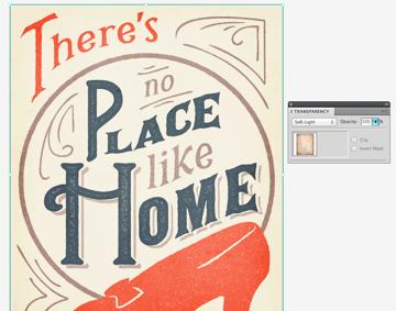applying paper texture