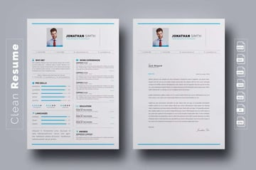 resume-template-color