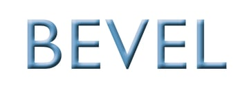 bevel effect