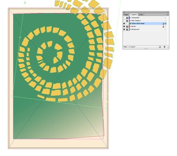 paste into indesign