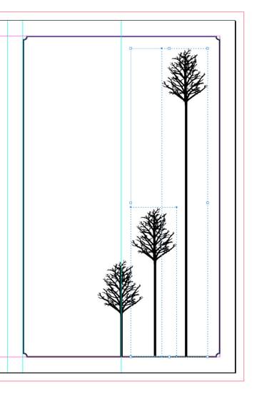 copied trees