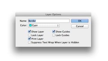 layer border