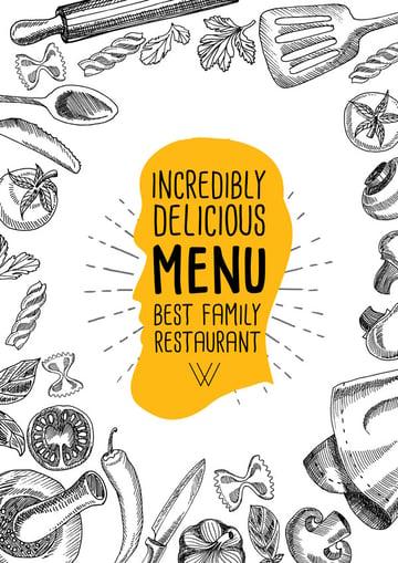 doodle menu