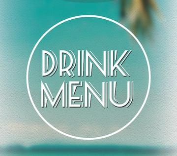 drink menu logo
