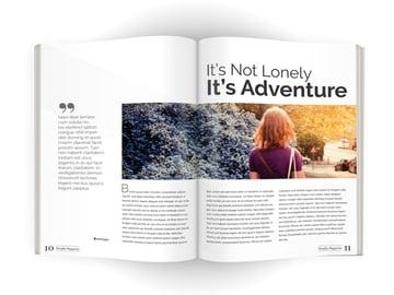 adventure spread