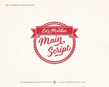 Another example typeface