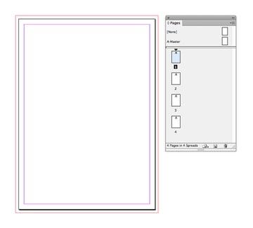 indesign document