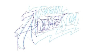 team awesome vector