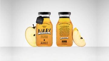apple bottle