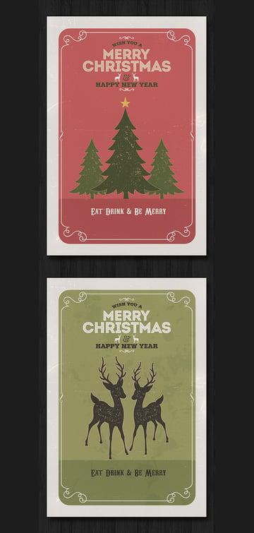 retro cards