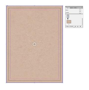 copied brown paper