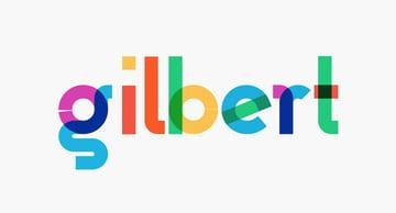 gilbert font