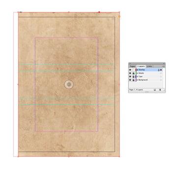 paper overlay