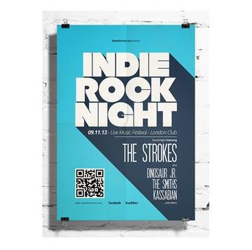 indie flyer