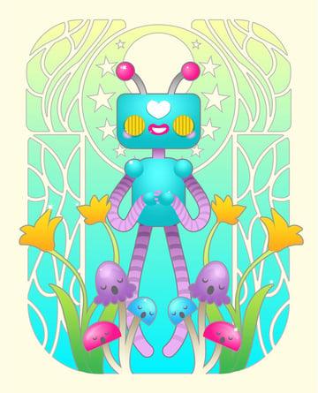 vector robot