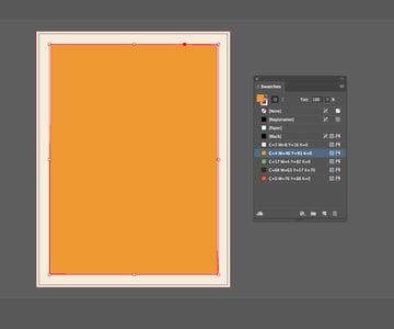 orange fill