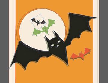 bat scaled
