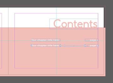 contents title