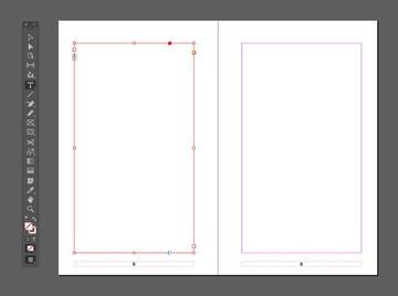 left hand page frames
