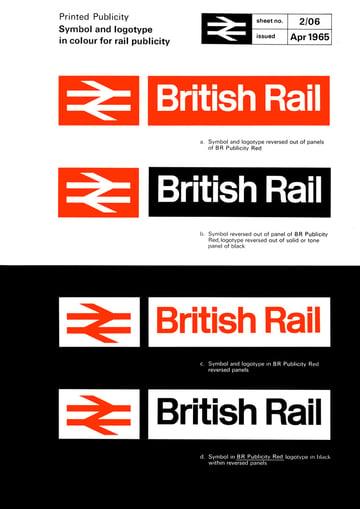 british rail logos